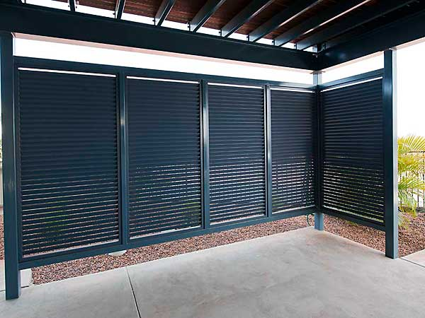 An Assortment Of Ideas For Privacy Screens Leaf Wood